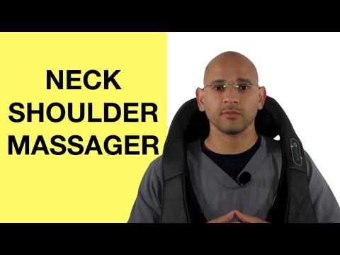 Neck and Shoulder Massager | Self Massager Reviews