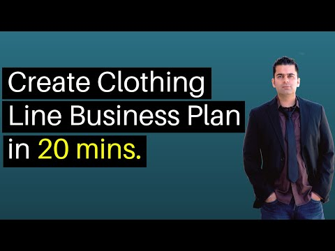 Fashion Business Plan Template: How to Start a Fashion Business Plan (in 20 mins)