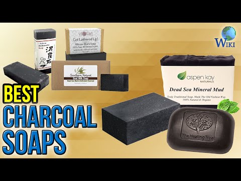10 Best Charcoal Soaps 2017