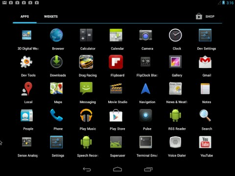 how to create android apps + free source code radio online