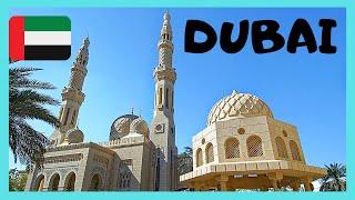 DUBAI: The stunning Jumeirah Mosque 🕌, United Arab Emirates