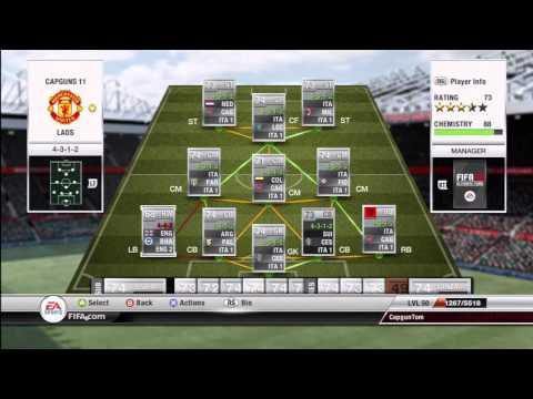 FIFA 12 Ultimate Team   March Update
