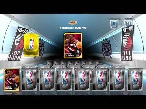 NBA 2K14 Next Gen MyTEAM Gold Pack Opening! Spending 95K VC! The Ultimate Troll Card! PS4