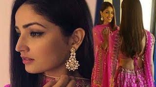 Hot Yami Gautam Looks Sexy In Pink
