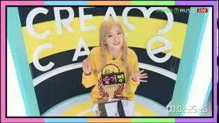 150318 Red Velvet Ice Cream TV SeulGi - 슬기 취미 팔치기