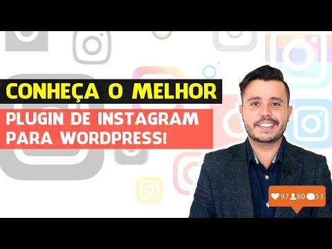 Instalando o Melhor Plugin de Instagram para Wordpress