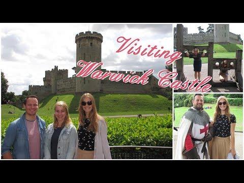 Visiting Warwick Castle   andthenIfellinlove Tales & Travels