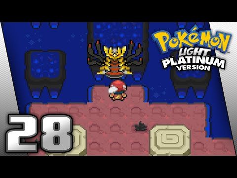 Pokémon Light Platinum - Episode 28: Giratina and the Distortion World