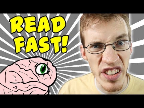 How To Speed Read (How To Read A Book Per Week)