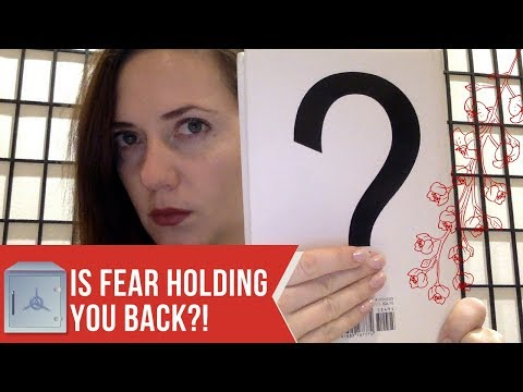 Is Fear Holding You Back? How to MAKE decisions.