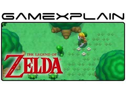 Zelda 3DS: A Link to the Past 2 - Video Preview & My Impressions (Nintendo 3DS)