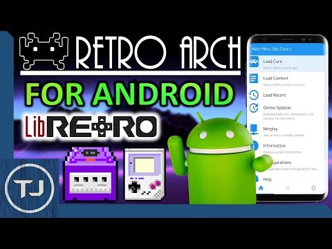 Install & Setup RetroArch For Android! 2018!