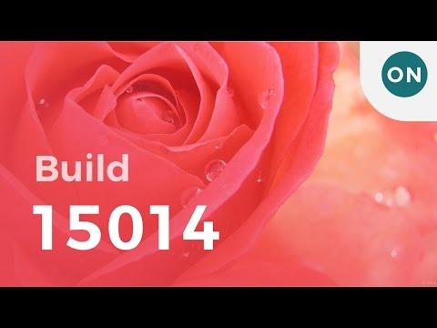Windows 10 build 15014 for PC: Custom Color Picker!