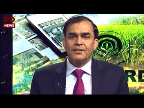 NABARD Chairman in a Special Interview on DD News