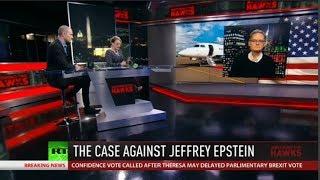 Jeffrey Epstein's Child Trafficking Scandal & More Pipeline Leaks