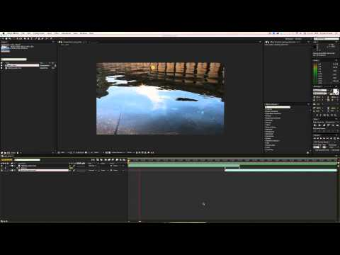Creating a Seamlessly Looping Animation With After Effects