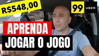 🔴(R$ 548,00) APRENDA A JOGAR O JOGO DA UBER! 99POP, INDRIVER