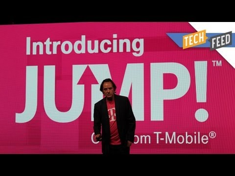 T-Mobile's JUMP Lets You Upgrade TWICE a Year!