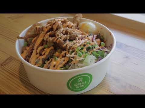 Food Dude: Gogi Go