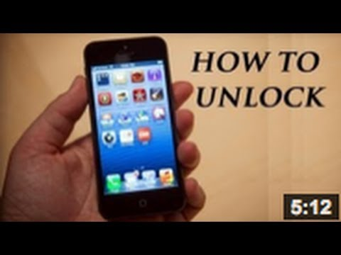 NEW! UNLOCK ANY IPHONE CDMA GSM SPRINT AT&T VERIZON T-Mobile