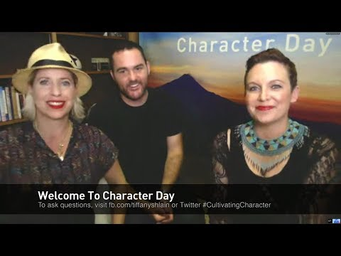 Interview with Filmmakers and Founders of Character Day Tiffany Shlain and Sawyer Steele