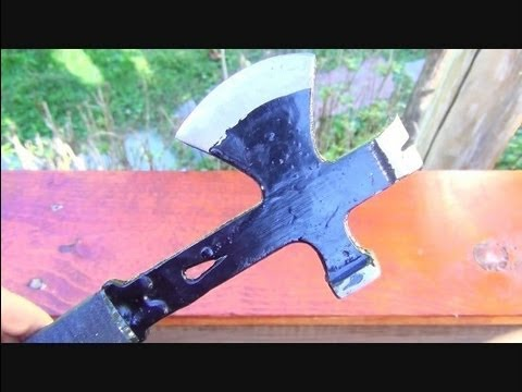 $8 Rothco Emergency Survival Hatchet Camp Axe
