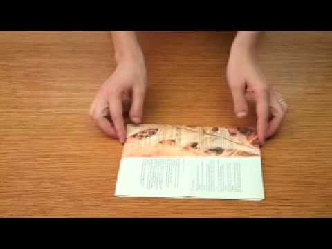 How to Make a Pocket-Size Book