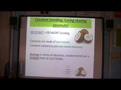 Covalent Bonding Mnemonic