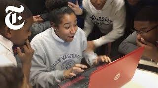 How Viral Videos Masked a Louisiana Prep School's Problems | NYT News