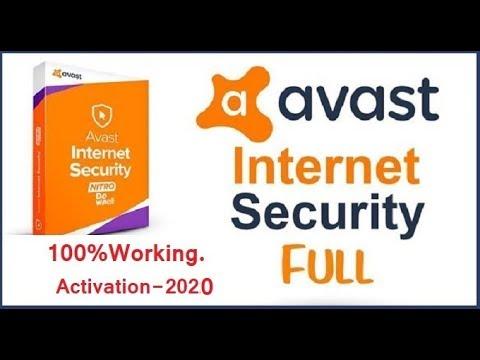 Avast internet security 2018 license key  [Till 2020] ✔️