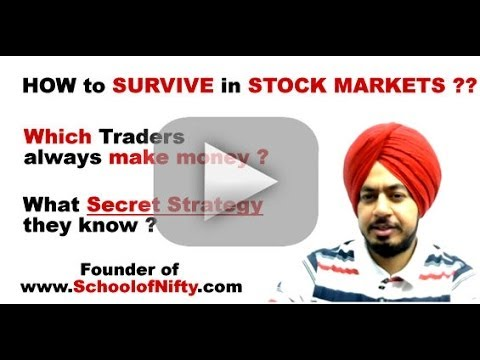 Secret of Stock Markets - Which traders always make money & grow