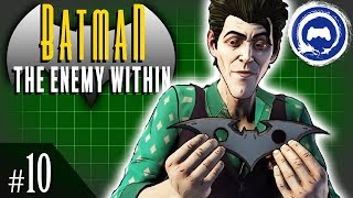 Batman: The Enemy Within   Part 10   TFS Plays
