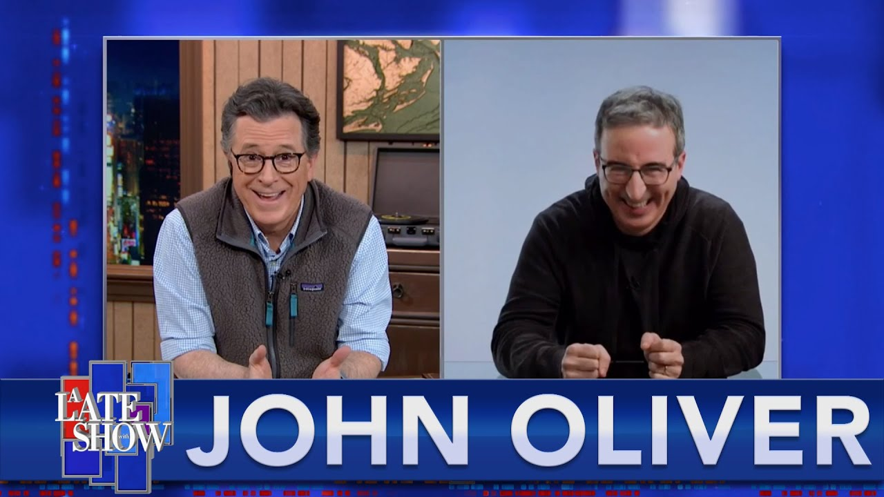 """John Oliver Took The """"Which Muppet Are You?"""" Quiz And We Gave Him The Results"""