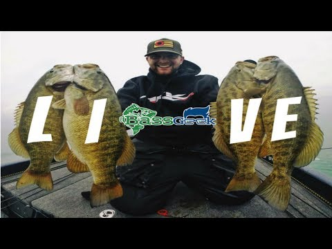 Cold Weather Smallmouth with Benjamin Nowak