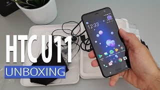 HTC U11 Unboxing