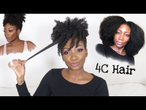 HOW TO GROW NATURAL HAIR FASTER AND LONGER : Secrets & Routine Revealed !!!
