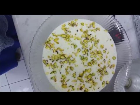Phirni - sweet dish