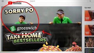 ADS PERO NAGSO-SORRY SA VIEWERS? (Greenwich Youtube Apology Ad)