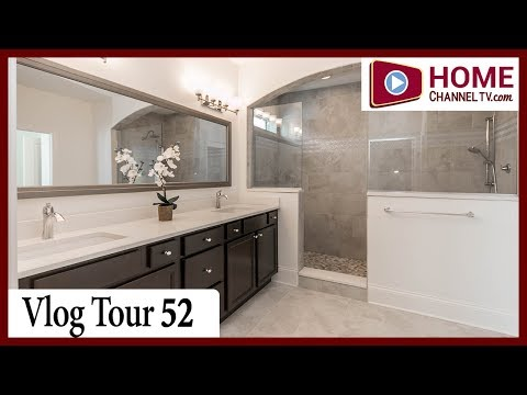 Home Tour Vlog 52 - New Construction in The Reserve at Barrington