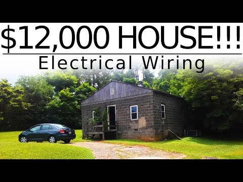 $12,000 CASH House!!! - Electrical Renovation - #19
