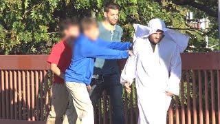 Muslim Bullying Social Experiment (Islamophobia Social Experiment)