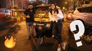 MUMBAI RICKSHA RIDE🔥🔥🔥Ft. Rickshawali