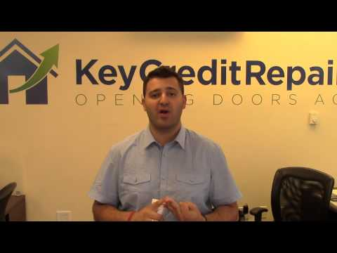 Credit Repair Tip #25-