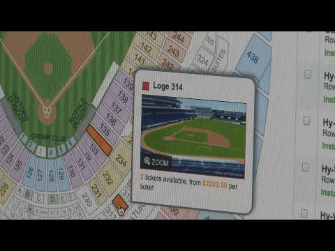 Royals World Series Tickets Second Most Expensive In Last Five Years