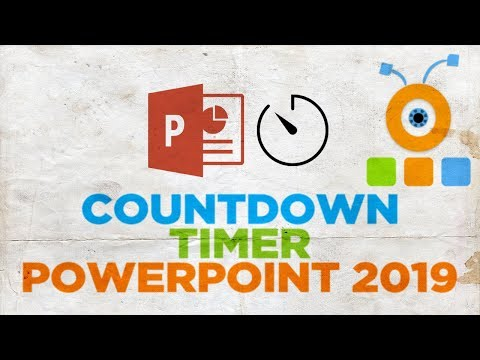 How to Create a Countdown Timer in PowerPoint 2019