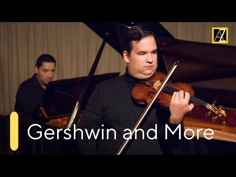 Gershwin and More [Official Video] - Antal Zalai, violin