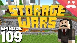 Hermitcraft 6: Episode 109 - STORAGE WARS!