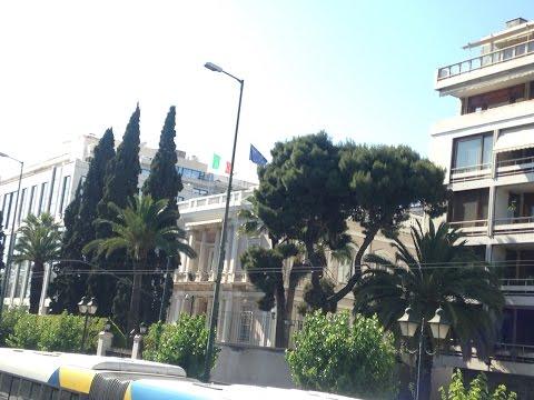 Athens and Piraeus (video diary)
