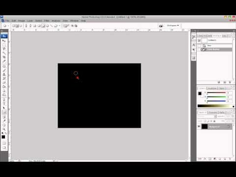 Photoshop CS3 tutorial :How to write in a circle