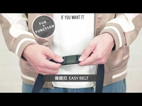 ad-lib 德國扣 Easy Belt